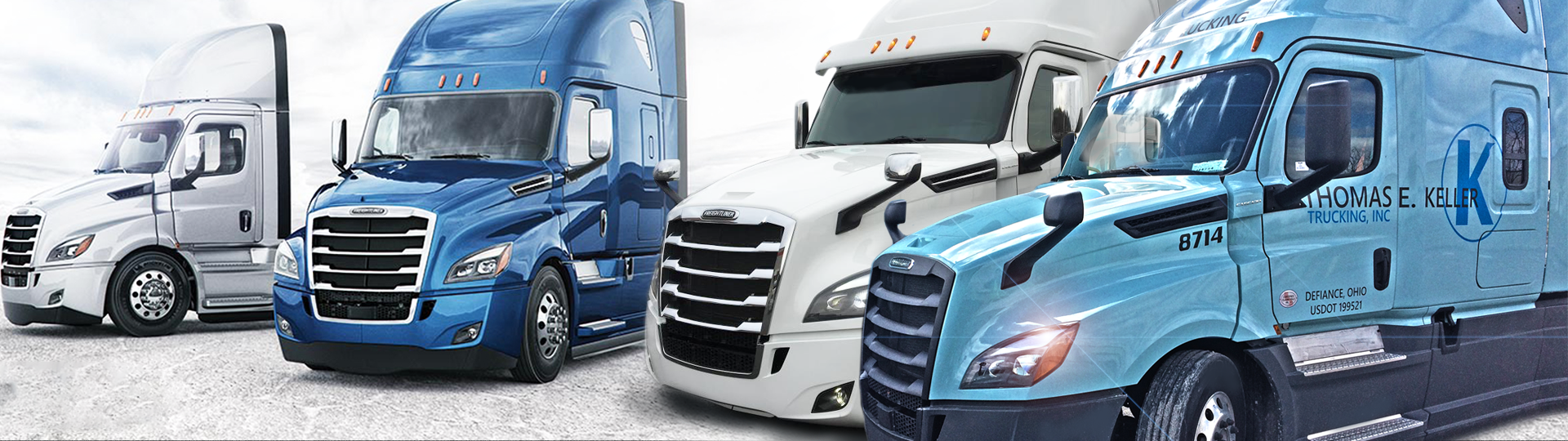 Keller Freight Solutions Hero Image - new website